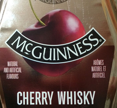MCGUINNESS CHERRY