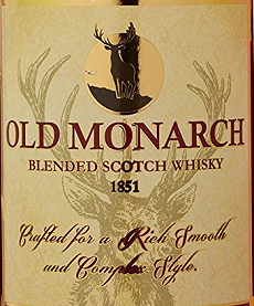 OLD MONARCH 1851