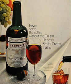 HARVEYS CREAM