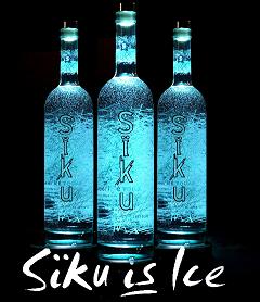 SIKU GLACIER ICE