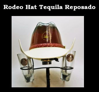 RODEO HAT REPOSADO