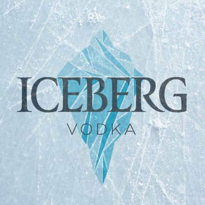 CANADIAN ICEBERG VODKA