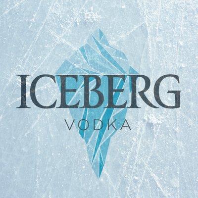 CANADIAN ICEBERG VODKA