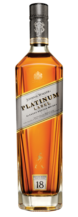 Image for JOHNNIE WALKER PLATINUM