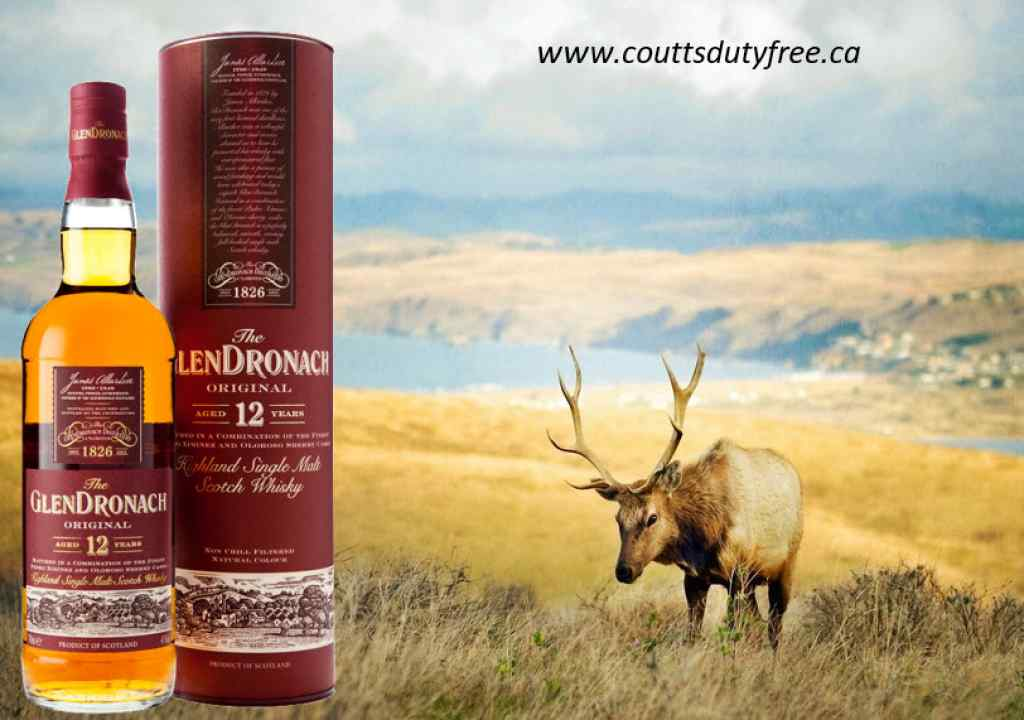Thumbnail image for GLENDRONACH 12  YEAR