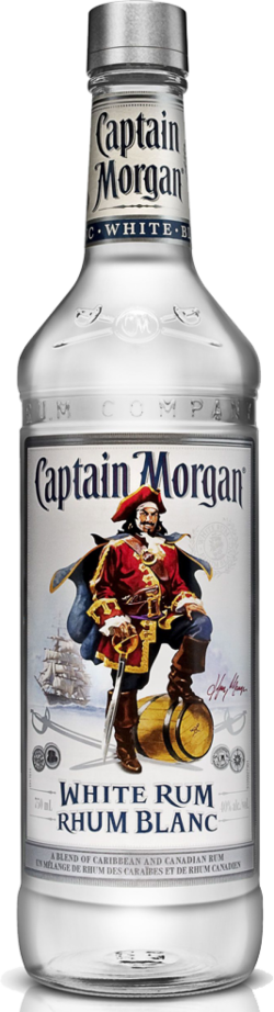 Image for CAPATIN MORGAN WHITE (750ML)