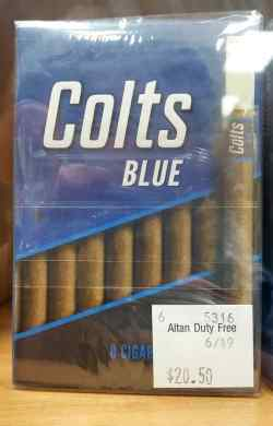 Image for COLTS TIP BLUE
