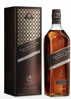 Image for JOHNNIE WALKER EXPLORERS' SPICE ROAD