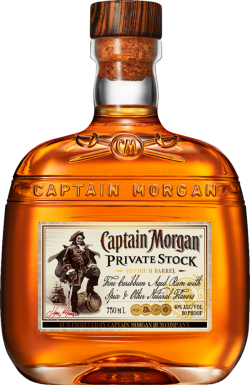 Image for CAPTAIN MORGAN PRIVATE STOCK
