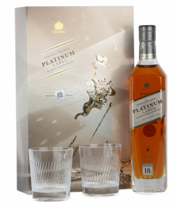 Image for JOHNNIE WALKER PLATINUM GIFT SET