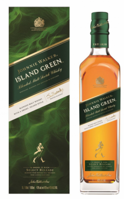 Image for JOHNNIE WALKER ISLAND GREEN