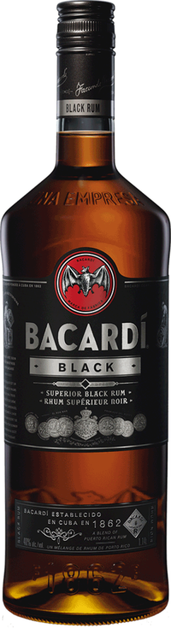 Thumbnail image for BACARDI BLACK (DARK)