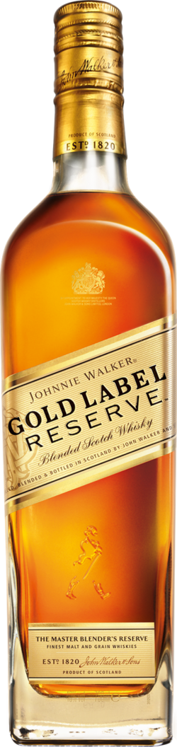 Image for JOHNNIE WALKER GOLD RESERVE