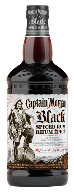 Image for CAPTAIN MORGAN BLACK SPICE