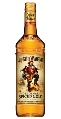 Image for CAPTAIN MORGAN ORIGINAL SPICE