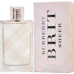 Image for BURBERRY BRIT SHEER EDT