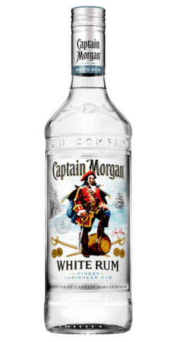 Image for CAPTAIN MORGAN WHITE (1 LITRE)