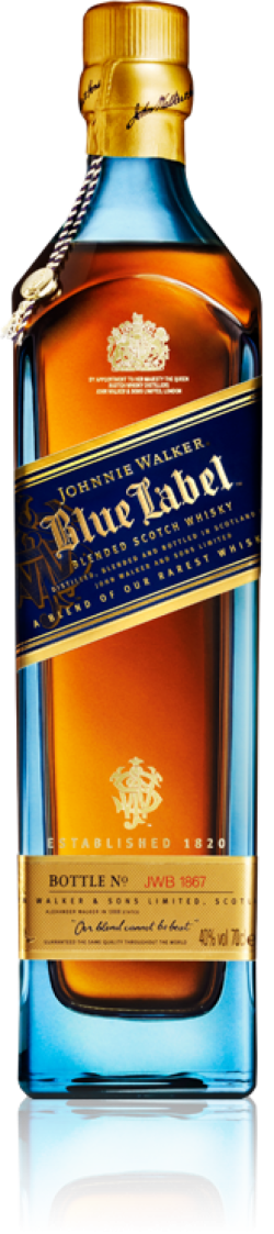 Image for JOHNNIE WALKER BLUE
