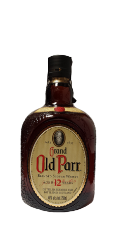 Image for GRAND OLD PARR