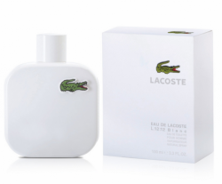 Image for LACOSTE BLANC EDT